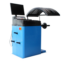 High laser measure machine wheel balance machine ROADBUCK with CE approved