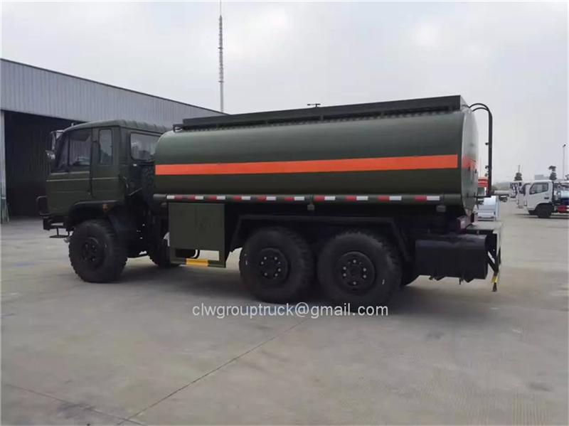 Fuel Tank Truck 3