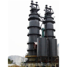 Coal Burning Vertical Double Pit
