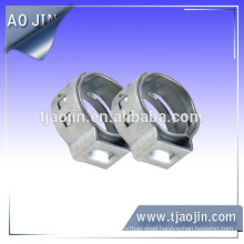 5*0.5mm(Width*Thickness) Stepless Ear Hose Clamps