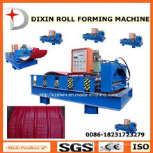 Dx Arch Roof Panel Stahlbiegemaschine