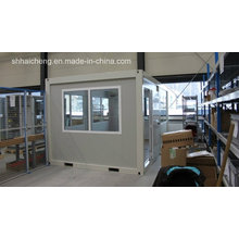 Containerhaus, Flat Pack Containerhaus, Wohncontainer (shs-fp-office046)