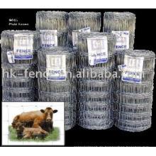 PVC-überzogener Feld-Zaun