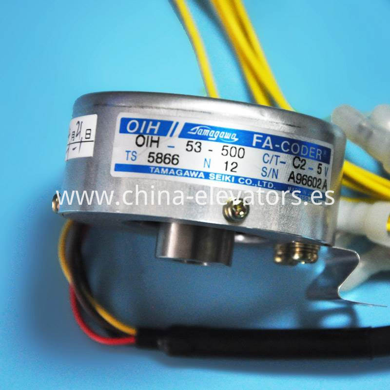 Door Motor Encoder for Hitachi Elevators TS5866N12