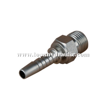 Heater hydraulic stainless steel water hose connectors