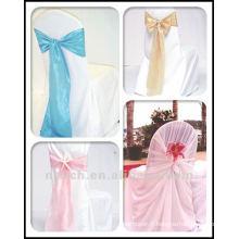 charmante couverture de chaise pour les mariages