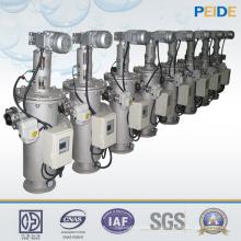 Industrielle Abwasserfilterung mit geringem Stromverbrauch