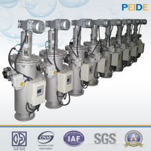 Self Cleaning Water Treatment Industrial Auto Filtration System