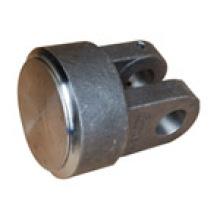 Calcinha de roda de fundição de cera perdida Customerized com usinagem CNC