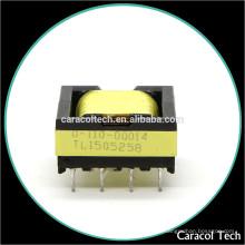 Transformateur de haute tension de Pushpull de ferrite d'Oem Efd pour le transformateur portatif