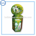 Supermarket Storage Dump Bin cardboard dump bins display for chocolate