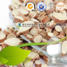Extraceau à base de plantes Glycyrrhetate de potassium pur M
