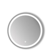 Round Shape LED Light Bathroom Wall Mirrors