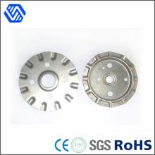 Runde Typ CNC Präzisionsbearbeitung Autoteile Metall Stanzteile