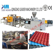 UPVC Glazed Tiles Extrusion Line