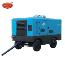 Portable Towable Diesel Piston Air Compressor