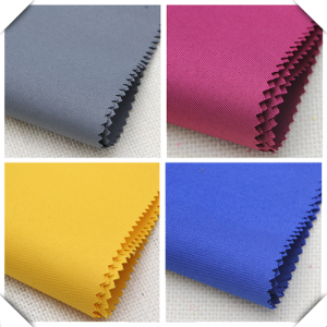 Twill Dyed Fabric For Men's Business Suit