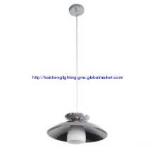 Indoor glass pendant lamp for dining room