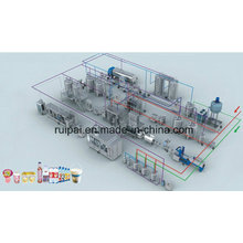 Yogurt Production Line (1-50TPH)