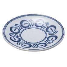 Melamine Round Plate/Melamine Break-Resistant Dinnerware (DCA51)