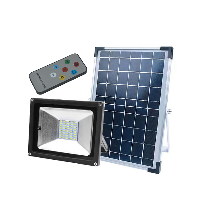 Solar Led Spotlight