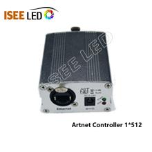 Controlador Led Artnet para interiores compatible con Madrix