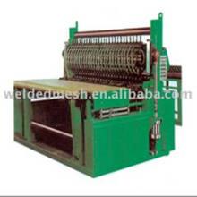 Machine à mailles métalliques soudées entièrement automatiques