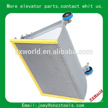 Yellow Demarcation Line 600mm 800mm 1000mm Escalator Step