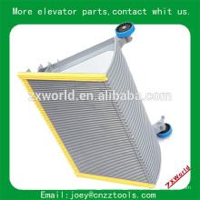 Yellow Demarcation Line 600mm 800mm 1000mm Escalator Step