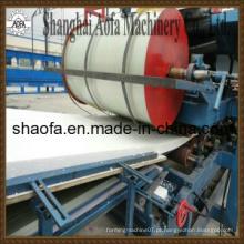 Linha de produção de sanduíche de painel de lã EPS / Rock Wool (AF-S960)