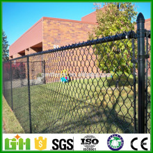 hot sale galvanized heavy chain link fence prices