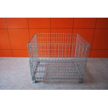 Metal Galvanized Wire Mesh Storage Cage (YRD-C1)