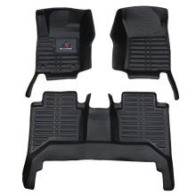 Leder Auto Fußmatten Fußmatten für Peugeot 408 508 3008 406