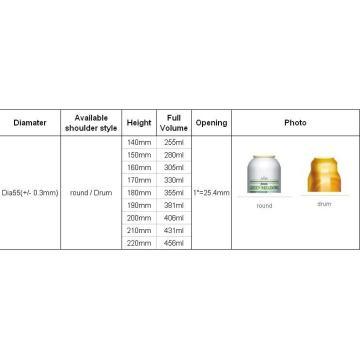 Good Quality Aerosol Cans (BN-Aerosol can-Dia55mm)