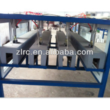 four winding head frp bolt making machine