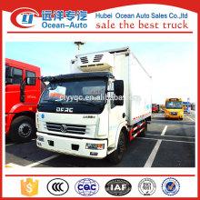 Leve dever camionete frigorífico caminhões caminhão congelador em fábrica em Bubei