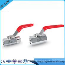 SS316 hex bar stock ball valve