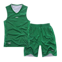 Lastest Basketball Uniform Design Blue Color Wholesale Basketball Jersey