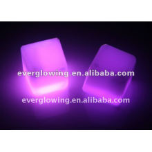 led color changing ice block
