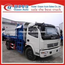 Dongfeng kleine Kapazität von Selbstladung Müllwagen