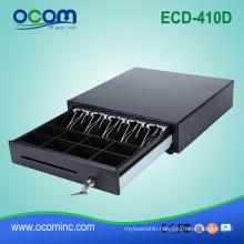 ECD-410D Cash Drawer, Metal Cash Drawer, Standard Duty Cash Drawer