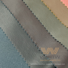 Garment Faux Leather Pvc Fabric PU Leatherette Leather Fabric For Clothing