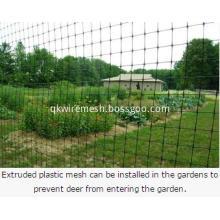 warning barrier orange plastic portable safety fence