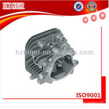 заливка формы алюминиевого радиатора двигателя