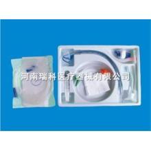 Paquete de tubo endotraqueal estéril desechable