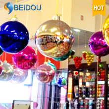 Events Decorative Mirror Balloon Mini Disco Inflatable Mirror Ball