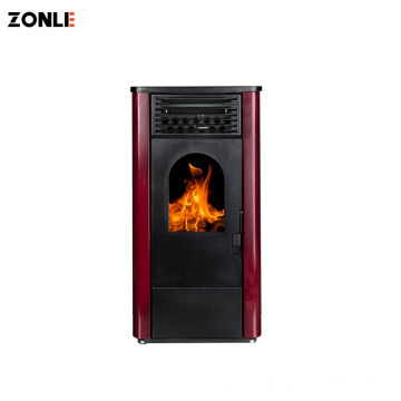 Control Panel Wood burner smokeless Pellet Stove made in china