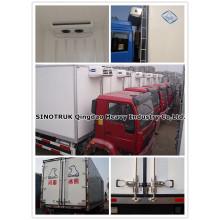HOWO 6*4 Freezer Truck
