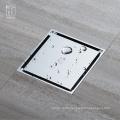 HIDEEP High Quality Brass Bathroom Mirror ShowerFloor Drain