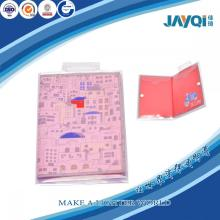 Double Sides Printed Microfibre Suede Lens Cleaning Cloth